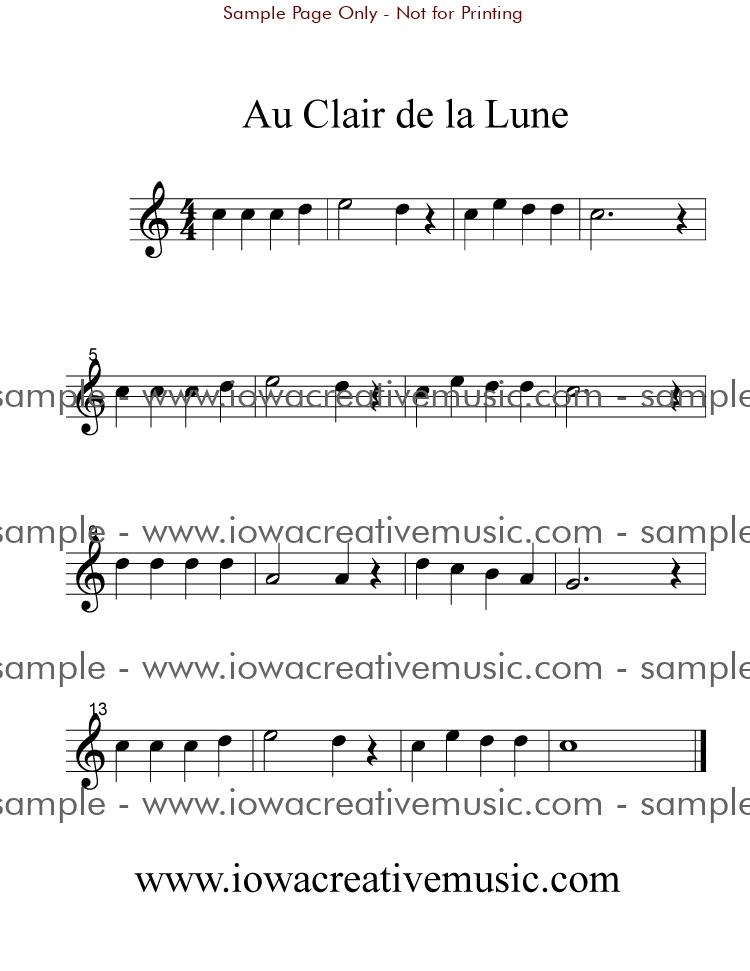 It's just a graphic of Revered Printable Flute Sheet Music